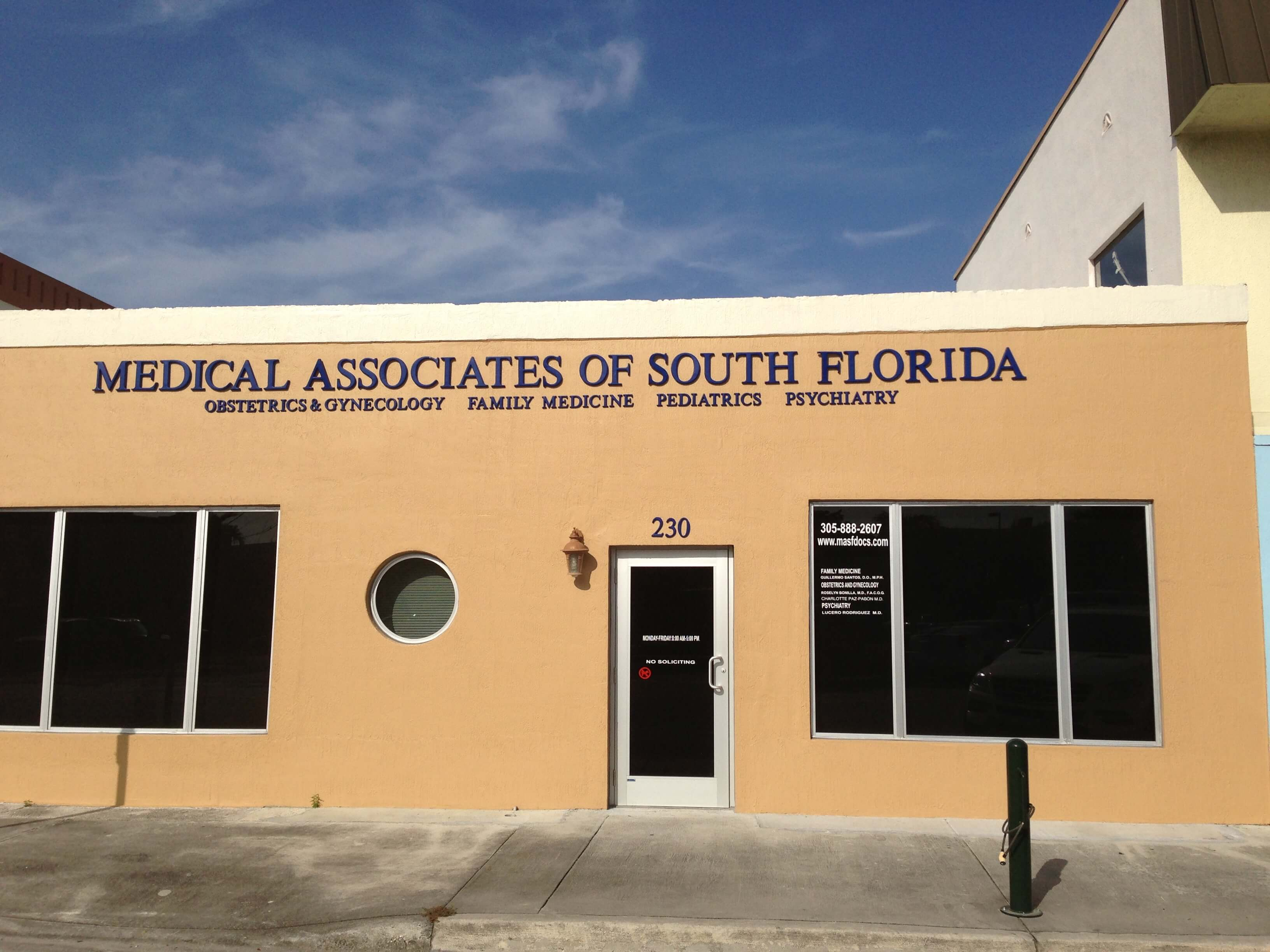 Medical Associates of South Florida